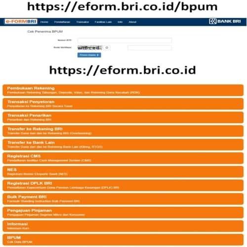 BPUM - Bantuan Produktif UMKM - Pendaftaran, Cara Cek - Kriteria, Syarat Cara Mendapatkan BPUM