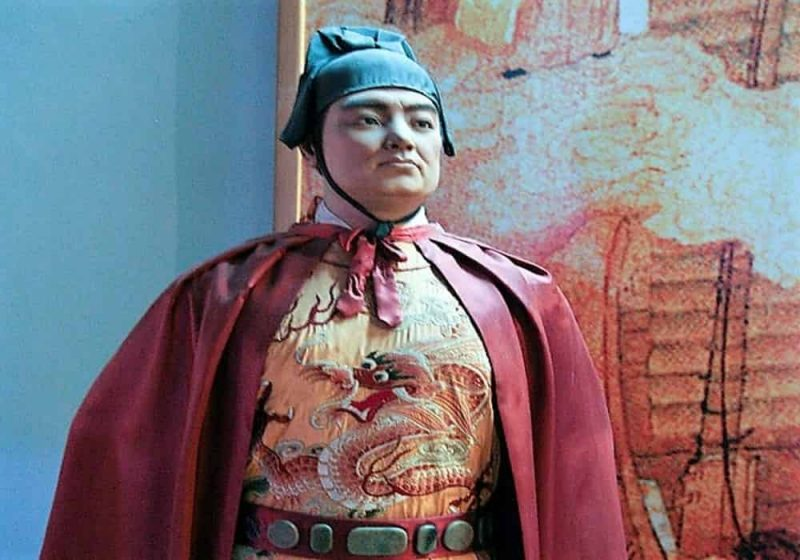 Ceng Ho (Zeng He) - Haji Mahmud Shams (1371 - 1433)