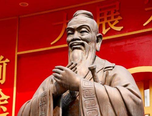 Kata Bijak Konghucu (Konfusius) yang Terkenal / Famous Confucius Quotes (Indonesia – Inggris)