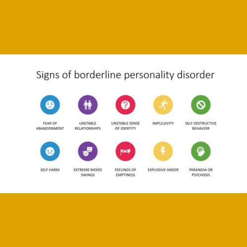 Gangguan Kepribadian Ambang Batas (Borderline / Garis Batas) - Borderline Personality Disorder - Gejala, Pengobatan