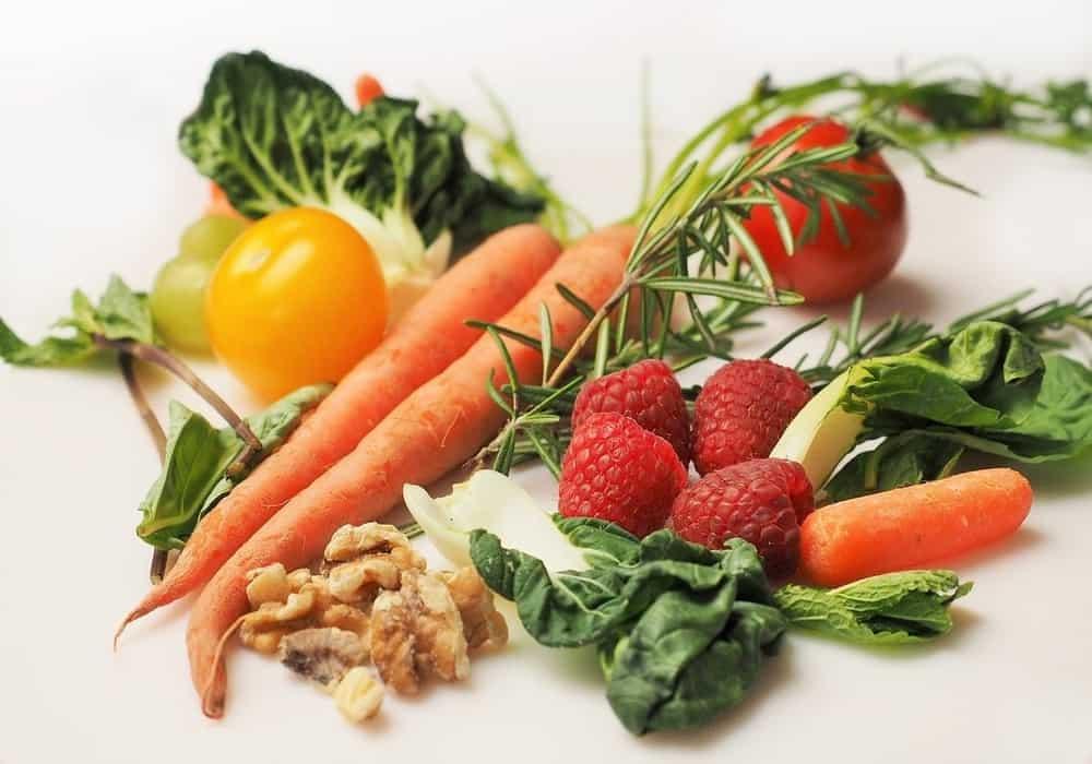 Makanan Penumbuh Rambut - Contoh Sayur, Buah dan Makanan