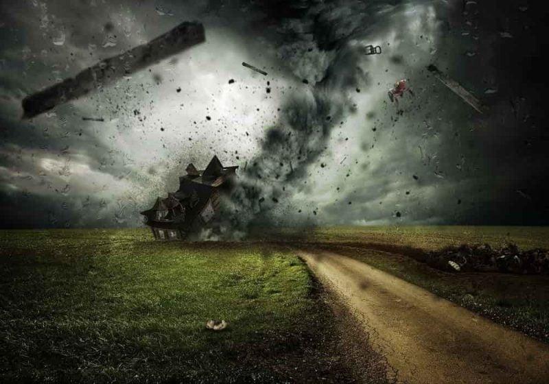 Tornado - Penjelasan, Proses Terjadinya