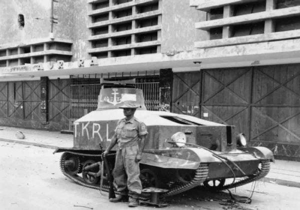 Pertempuran Surabaya 1945 dan Hari Pahlawan
