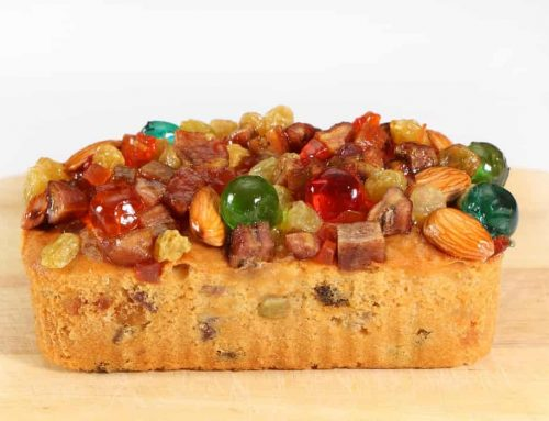 Cake Buah | Resep Fruitcake Mudah, Empuk, Lembut dan Enak
