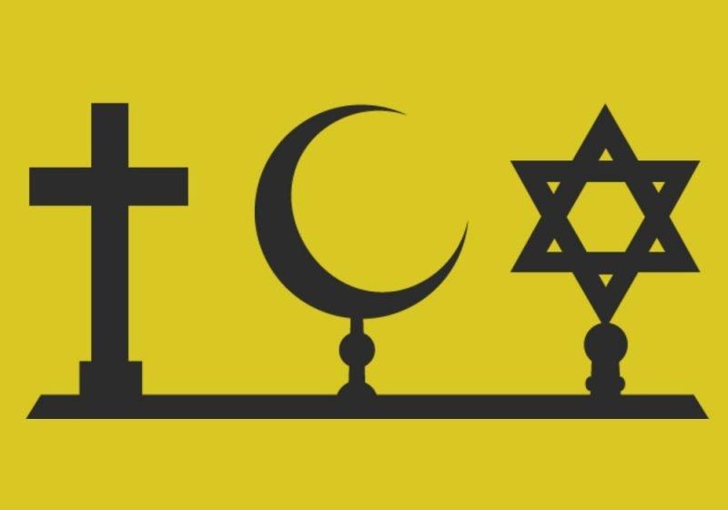 Agama Abrahamik: Kristen, Islam dan Yudaisme