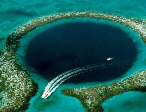 Blue Hole (Lubang Biru) | Liburan Untuk Inspirasi Petualangan Anda Berikutnya