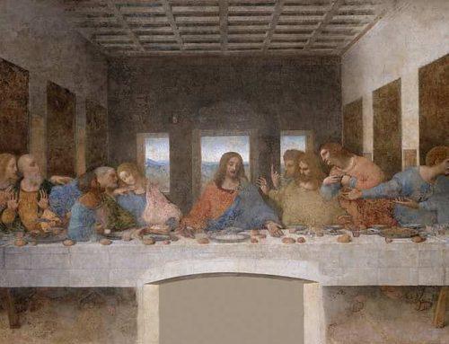 Lukisan Perjamuan Terakhir (The Last Supper) Karya Leonardo da Vinci