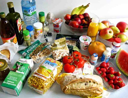 Makanan Rendah Lemak Yang Cocok dan Baik Untuk Kesehatan Anda