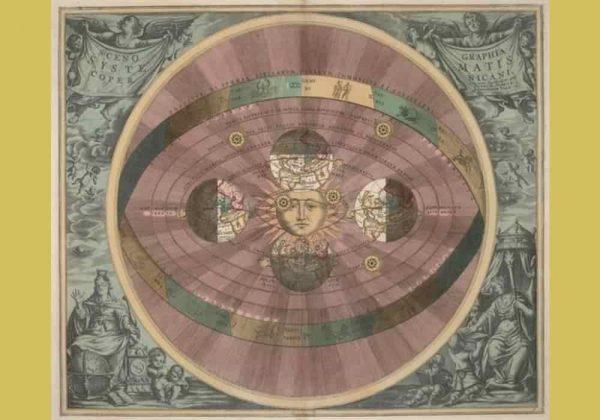 Model alam semesta heliocentris aristarchus