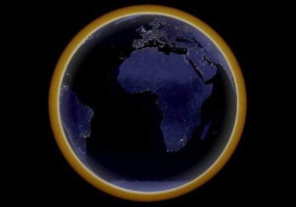 Panjang keliling bumi