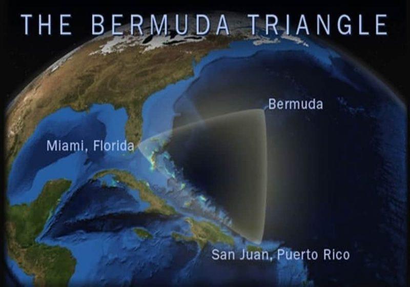 Segitiga bermuda triangle