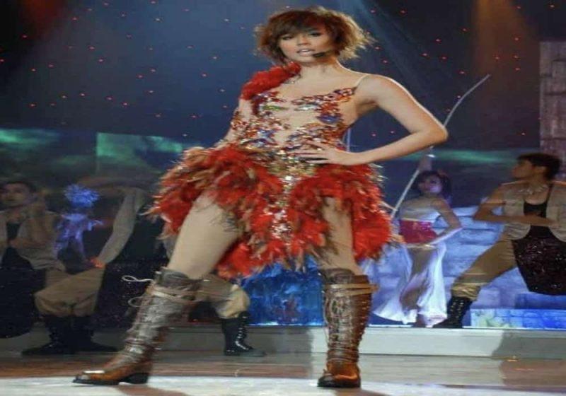 Agnez Mo Agnez Mo 2007 biodata Asian Idol.jpg