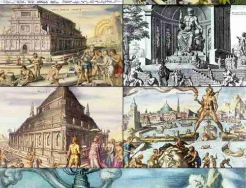 7 Keajaiban Dunia Kuno: Perkiraan tanggal konstruksi, Lokasi, Fungsi, Pemilik, Pembangun, Penghilangan