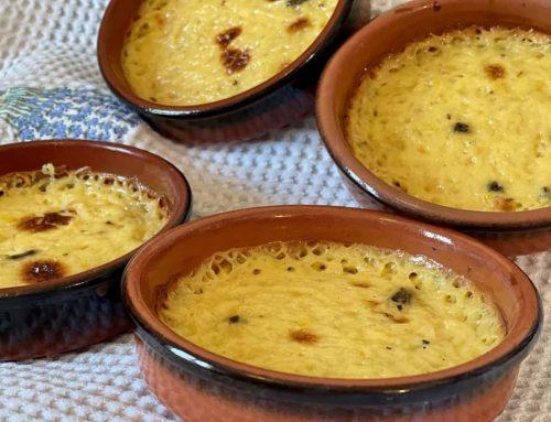 Resep Puding Vanilla Perancis | Resep dessert homemade enak dan mudah