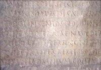 Res Gestae Divi Augusti   Surat Wasiat Augustus