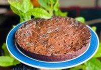 Resep Brownie Dengan Dark Chocolate dan Karamel Kacang Pecan | Sangat Mudah!