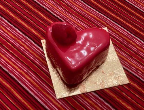 Resep Kue Hari Valentine Berbentuk Hati | Persis Seperti di Toko Roti