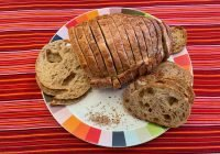 Resep Roti Gandum Utuh (Whole Grain Wheat Bread)
