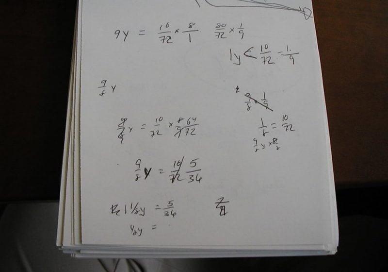 Produk matematika