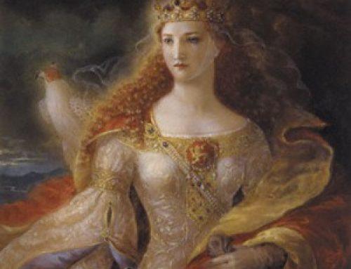 Ratu Eleanor dari Aquitaine seorang penentang di abad pertengahan (1120 – 1204) | Ratu Prancis dan Inggris