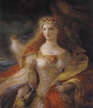 Ratu Eleanor dari Aquitaine