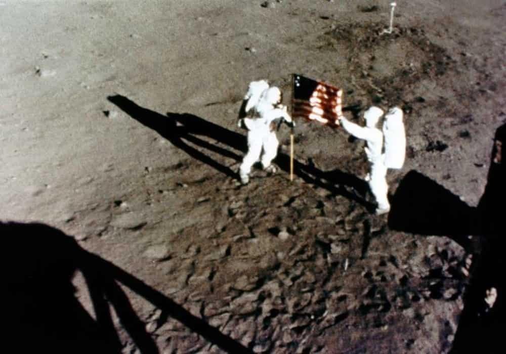 Apollo 11 Neil Armstrong, Edwin Aldrin