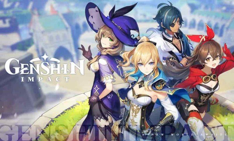 Genshin Impact | Cara Download, Install, Main di PC, PS4, iOS dan Android