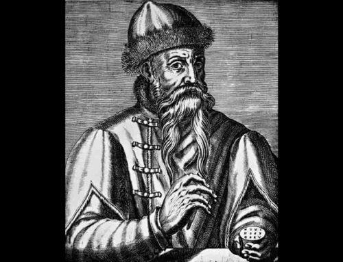 Johannes Gutenberg, penemu percetakan modern Eropa