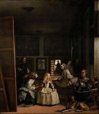 Lukisan Las Meninas dari Diego Velázquez