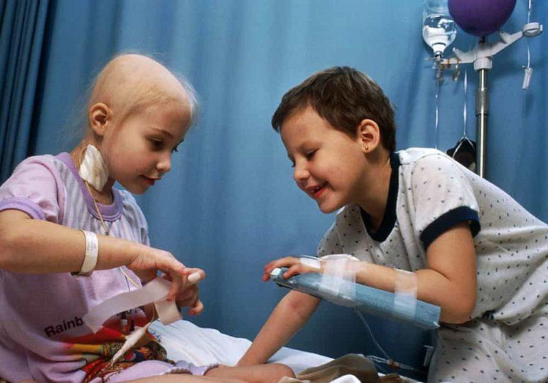 Leukemia anak