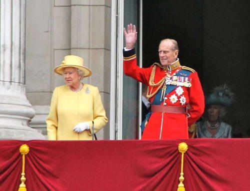 Pangeran Philip, Suami Elizabeth II Telah Meninggal