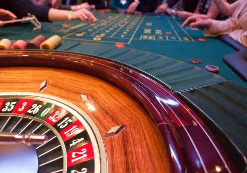 Permainan kasino roulette