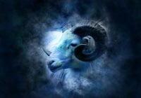 Zodiak aries horoskop