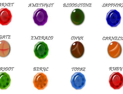 Batu Kelahiran | Batu apa yang dikaitkan dengan tanggal lahir dan astrologi  saya?