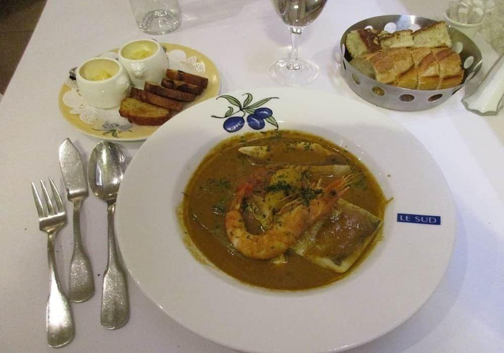 Bouillabaisse makanan pPrancis