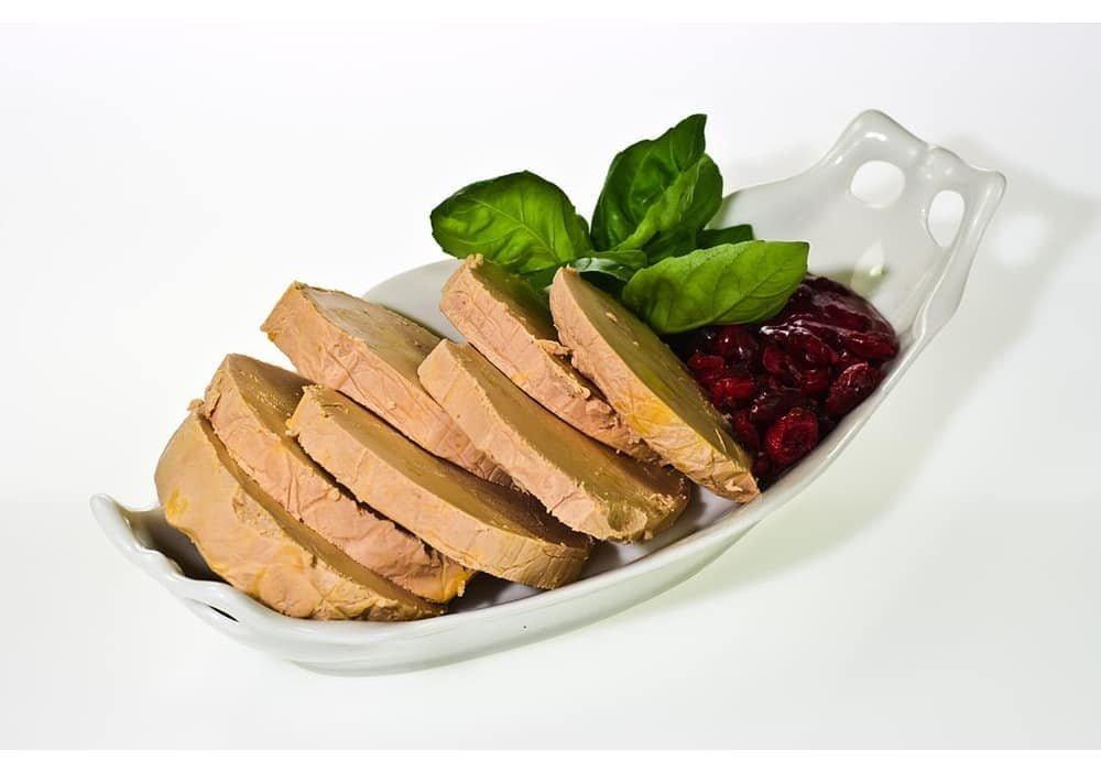 Foie gras makanan prancis