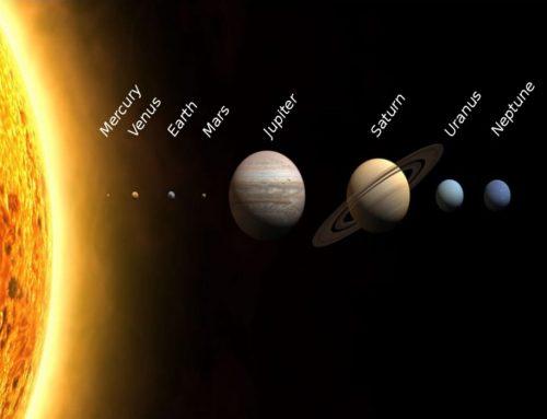 Planet Dalam dan Planet Luar | Susunan Tata Surya
