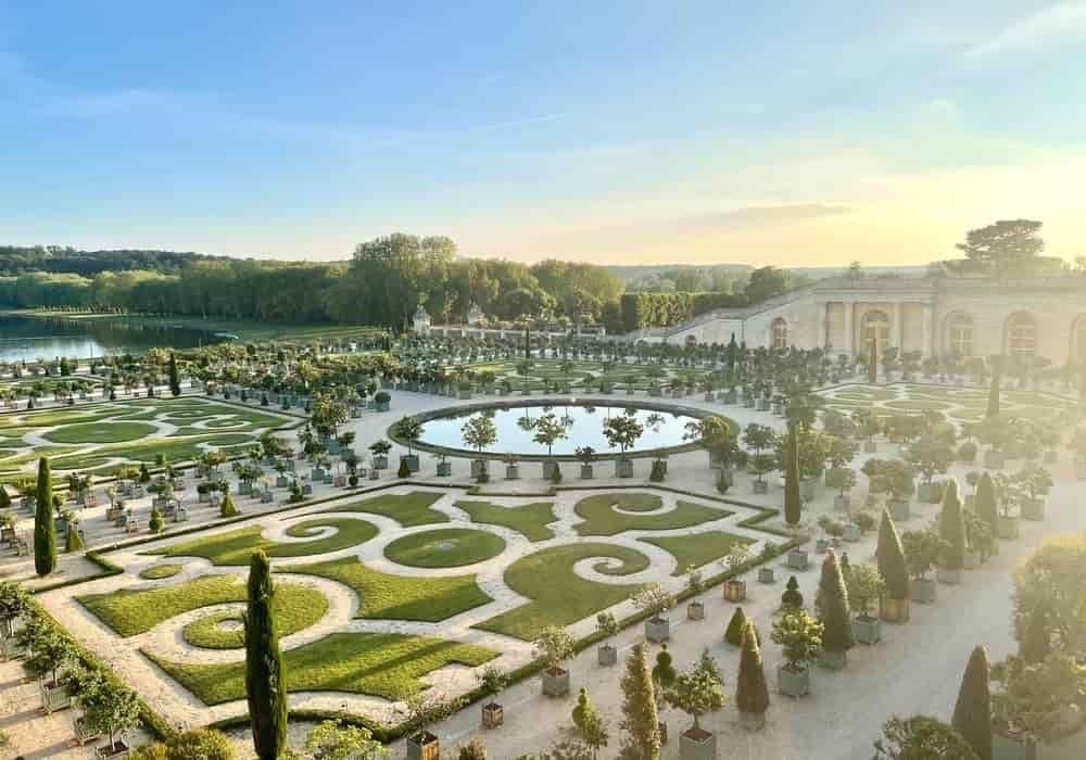 Kebun Istana Versailles
