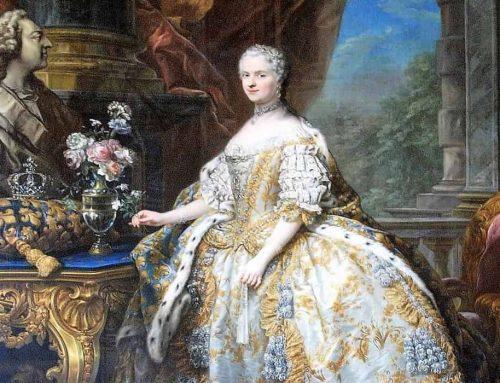 Marie Leszczynska, yang tidak dikenal (istri Louis XV)