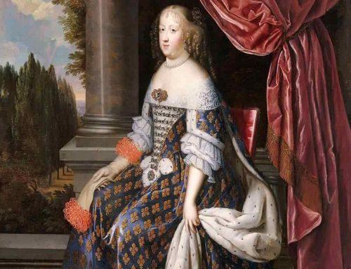 Marie Therese of Austria, Misteri Ratu Prancis yang Terhapus (Suami Louis XIV)