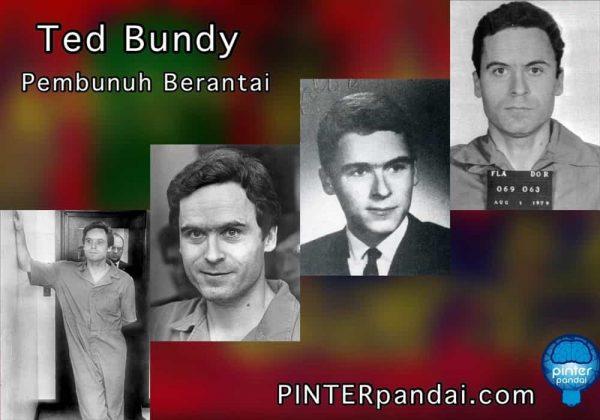Pembunuh Berantai Amerika Ted Bundy   Tindakan Kriminal Pembunuhan dan Pemerkosaan