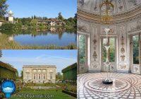 Dusun Marie-Antoinette: Petit Trianon dan Hameau de la Reine