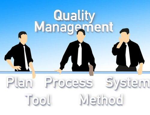 Quality Management (Manajemen Mutu) dan Systemnya (QMS) – Kontrol Kualitas dan Kepatuhan Peraturan Secara Total