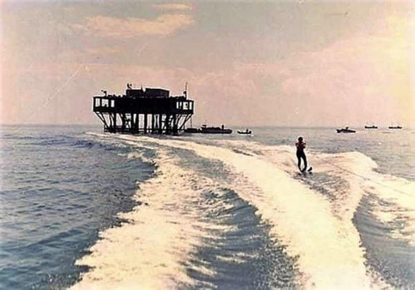 Rose Island (Micronation) | Sejarah Negara Mikro | Lepas Pantai Provinsi Rimini, Italia