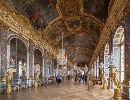 Hall of Mirrors (Galerie des Glaces)|Simbol kemegahan di Istana Versailles