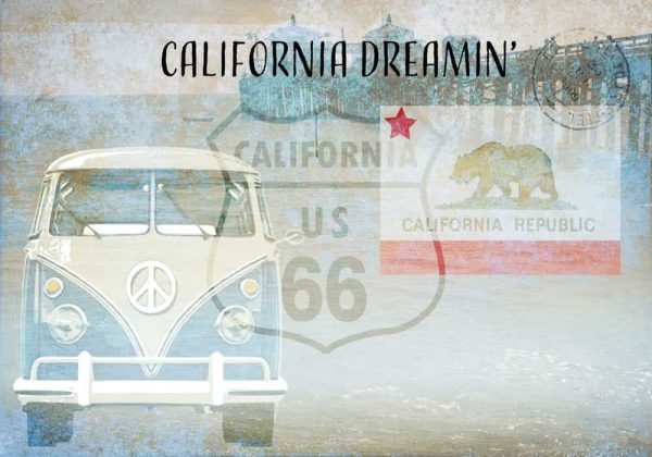 California: Hotspot! Apa yang harus dilihat dan tempat yang dikunjungi?