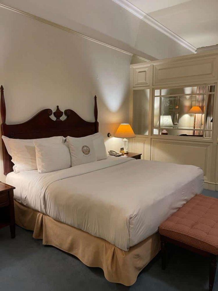Kamar di Hotel Majapahit