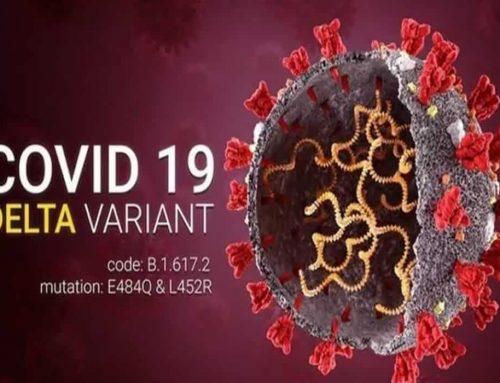 Varian Delta (B.1.617.2) Virus Covid19 Lebih Menular dan Lebih Mengkhawatirkan