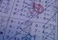 Diskalkulia adalah kesulitan dalam mempelajari matematika. Kesulitan dalam memperoleh hitungan ini dianggap sebagai gangguan berdasarkan kelainan fungsi otak yang terpisah dari gangguan kognitif lainnya.