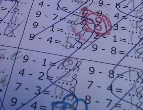 Diskalkulia adalah kesulitan dalam mempelajari ilmu matematika